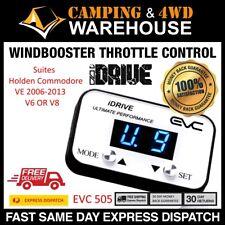 iDrive Holden Commodore VE 2006-2013 V6 or V8 WindBooster Throttle Controller