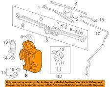 Buick GM OEM 12-16 Verano Wiper Washer-Windshield Fluid-Reservoir Tank 23208851