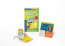 Thames and Kosmos 659073 Electro Chem Clock Experiment Kit