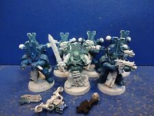 7 Thousand Sons der Chaos Space Marines METALL 4