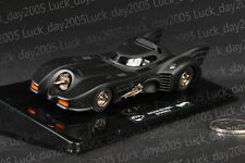 HOT WHEELS Elite Batman Returns Movie 1992 Batmobile 1/43