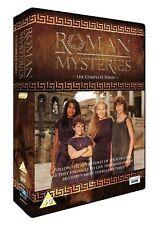ROMAN MYSTERIES - The Complete Series - DVD - New & Sealed - BBC - CBBC