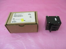 Airpax UPL111-1-66-202 Switch, CB MAG 3P, 120 VAC, 2A, AMAT 0680-01018, 410802