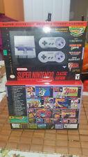 Super Nintendo Entertainment System SNES Classic Edition Mini Console [In Hand]