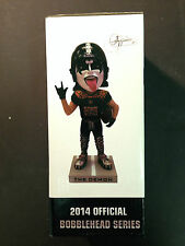 L.A. Kiss Football Gene Simmons The Demon Original Bobblehead Bobble Head NIB