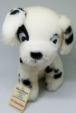 "Vintage 8"" Plush Patch 101 Dalmatians Mattel with Collar No Name Tag.     (8063)"