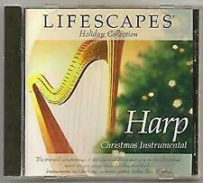 Lifescapes Harp Christmas Instrumental CD, 1998