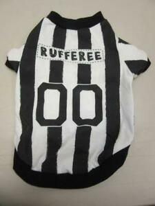 Rufferee Pet Costume Halloween Outfit Shirt Small Dog Costume up to 18 lbs