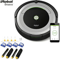 iRobot Roomba 690 Robot Vacuum with Wi-Fi Connectivity with Replenishment Kit