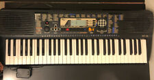 Yamaha PSR-195   Portable Keyboard with Power Supply Good Working Condition