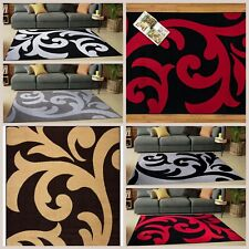 Luxury Area Rugs Large Small Carpets Runner Floor Mats For Living Room & Bedroom