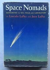 Space Nomads by Lincoln and Jean LaPaz (Hardcover, 1961)