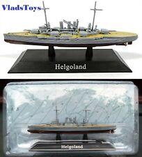 DeAgostini 1/1250 German Kaiserliche Marine battleship SMS Helgoland 1911 DAKS46