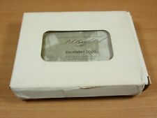 NUOVO CON SCATOLA WARHAMMER 2003 personale Regalo Di Natale Ltd Edition 54 mm caos cavaliere