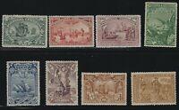 Portugal - 1898 - Scott # 147 thru 154 - Complete Set - MH & MLH