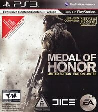 Medal Of Honor Limited Edition  - Sony Playstation 3 Game