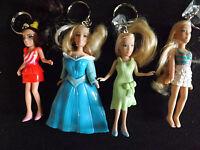 24 x Puppen  Schlüsselanhänger, Restposten Sonderposten