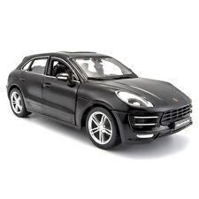 Coche de automodelismo y aeromodelismo color principal negro Porsche