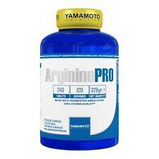Arginine PRO di YAMAMOTO NUTRITION - Kyowa Quality - 240 cpr ARGININA