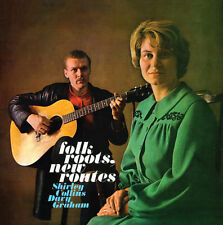 Shirley Collins / Davy Graham - Folk Roots, New Routes 180G LP REISSUE NEW 4 MEN