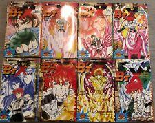 Manga B't X Masami Kurumada (Chevaliers du Zodiaque) édition 1 et 2 1998