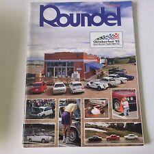 Roundel BMW Magazine Oktoberfest & Yokohama Gymkhana October 1995 052817nonrh