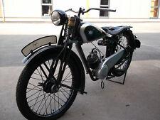 Oldtimer-Motorrad NSU  Pony 100