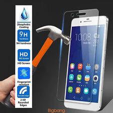 100% 9H+ Verre Trempé Vitre protection d'écran Pour Huawei Honor 8 9 6X 4X 7i