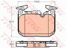 TRW GDB2031 Brake Pad Set