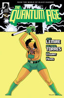 Quantum Age: From the World of Black Hammer #2 MacLean Variant COVER B