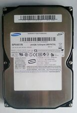 "HDD Hard Disk IDE 3.5"" Samsung model: SP0451N  40GB , 7200 rpm"