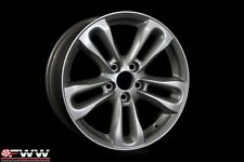 "HONDA CIVIC SI 17"" 2006 2007 2008 06 07 08 SILVER FACTORY OEM RIM WHEEL 63901"