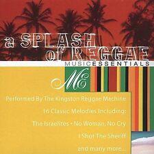 A Splash of Reggae, Music Essentials by Various Artists, Bob Marley, Desmond De