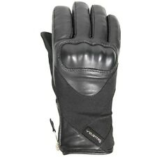 Gants Moto Femme V'QUATTRO Firenze Softshell et cuir   noir  9  ou  L  neuf