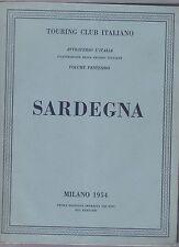 touring club italiano - CTI - attraverso l italia - sardegna