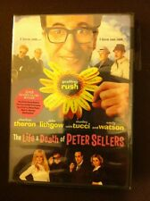 The Life and Death Of Peter Sellers -  NEW DVD