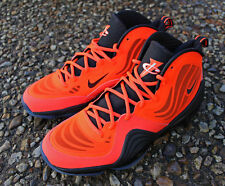 2013 NIKE AIR PENNY V 5 TOTAL CRIMSON US 9 UK 8 EU 42.5 BLACK BRIGHT 537331-800