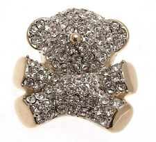 Diamante Brooch Fashion Brooch Teddy Brooch Pins And Brooches Diamanted Brooches