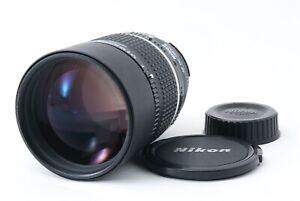Excellent+++++ NIKON AF DC NIKKOR 135mm f/2 telephoto Lens from JAPAN