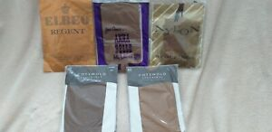 vintage stockings job lot, various brands and sizes