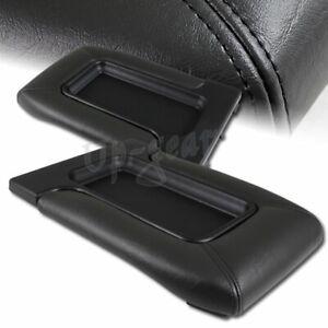 For 2001-2007 GMC Sierra 1500 2500 3500 Black Center Console Box Armrest Latch