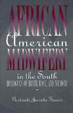 African American Midwifery in the South: Dialogues of Birth, Race, and-ExLibrary