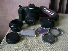 Canon EOS 20D 8.2MP Digital...see photo...WORKS FINE.