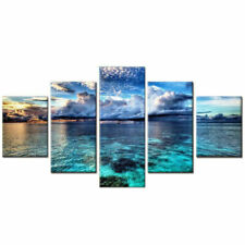 Tropical Ocean 5D Diamond Painting Full Drill Embroidery Crafts Kits Decor