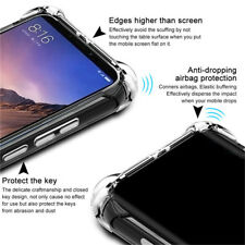 For Nokia 7.2 6.2 4.2 3.2 2.2 Shockproof Silicone Soft Clear TPU Back Case Cover