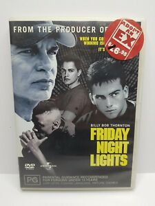 Friday Night Lights Billy Bob Thornton DVD Region 4