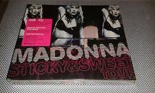 MADONNA STICKY & SWEET TOUR   DVD & CD