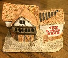 Best of British Pubs Figurine- King's Head Pub,Hand-Painted in Sussex, England