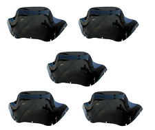 """12"""" Front Dark Tinted Windshield for 1998-2013 Harley Road Glide FLTR (Lot of 5)"""