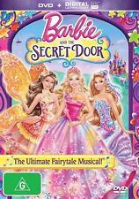 Barbie and the Secret Door : NEW DVD